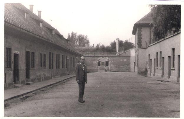 Ako dospelý na návšteve v Terezíne