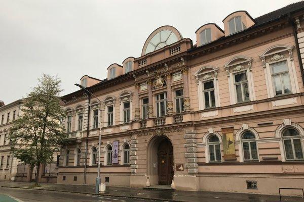 Galéria M. A. Bazovského.