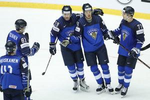 Hokejisti Fínska zdolali USA a vyhrali základnú B-skupinu.