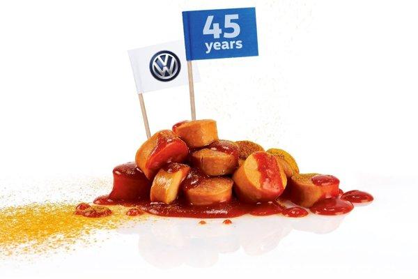 Tento rok v máji oslavovala automobilka 45 rokov výroby klobások.