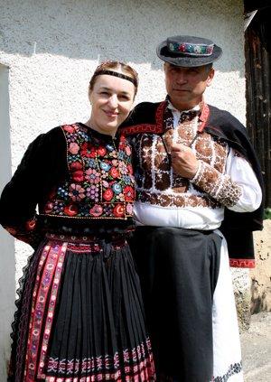 Šéfka Dobrony s manželom