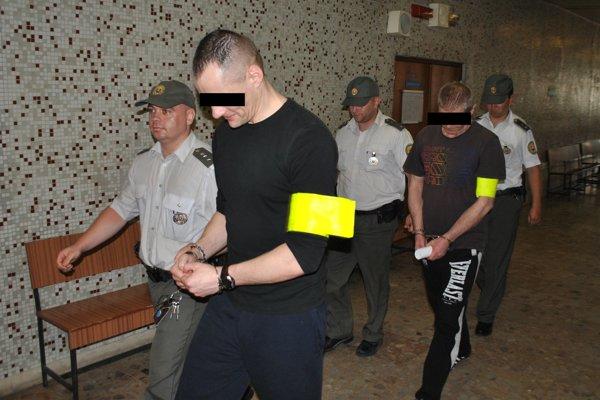 Obchodníci so zbraňami na košickom súde ešte v roku 2014.