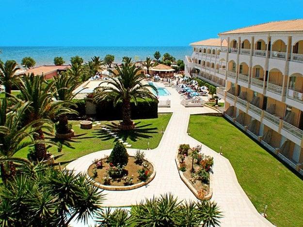 Hotel Poseidon Beach 3*.