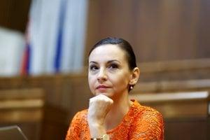 Bašistová chce docieliť, aby zákon ošporte nezlikvidoval športové kluby vKošiciach ana Slovensku.