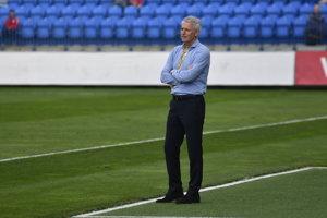 Tréner FK Senica Ton Caanen.
