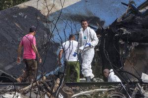 V lietadle sa nachádzalo 113 ľudí.