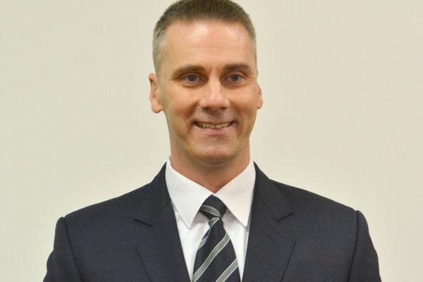 Námestník košického primátora Martin Petruško