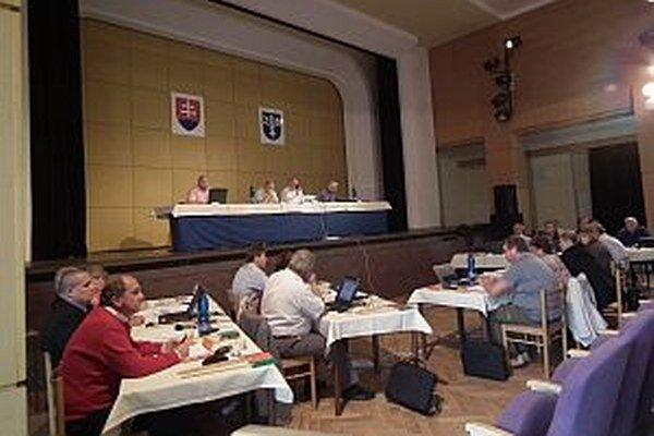Aj v ďalšom volebnom období poslanci obsadia devätnásť stoličiek.
