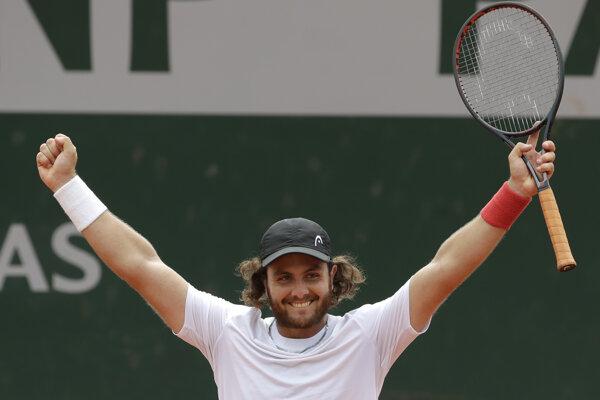 Argentínsky tenista Marco Trungelliti.