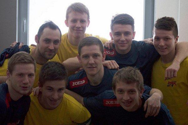 Víťazný tím - KSF DOXX Žilina.