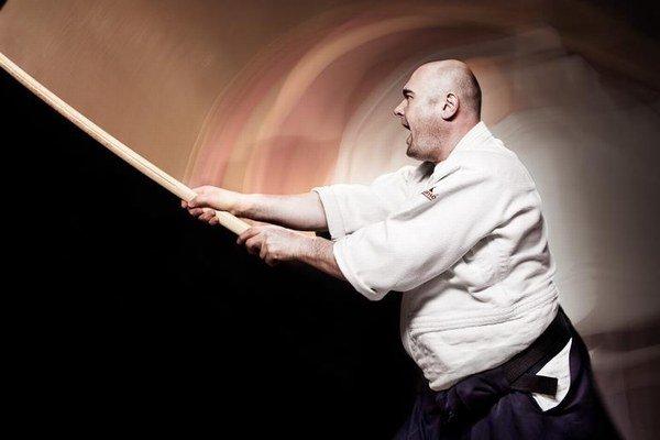 Aikido je snaha o vykonanie dokonalej techniky.