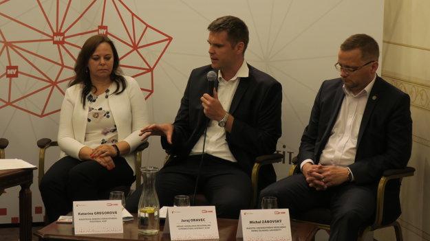 Diskusia na tému Smart cities