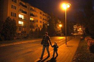 Zrekonštruujú verejné osvetlenie v Kotešovej.