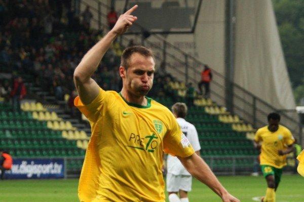 Skúsený futbalista mal v poslednom období problémy so zraneniami.