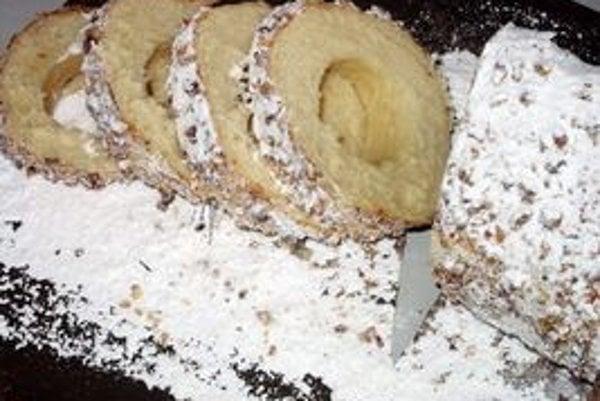 Skalický trdelník pečú podľa tradičnej receptúry.