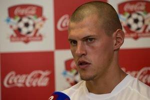 Martin Škrtel bol ambasádorom tohto ročníka Coca-Cola Školského pohára.