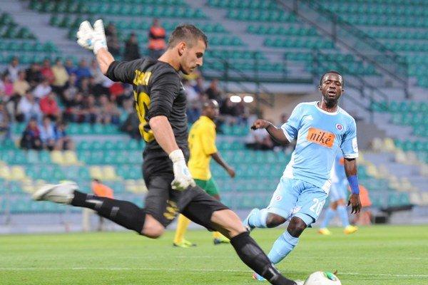 Martin Dúbravka bol na čakačke a v dvojzápase s Bosnou a Hercegovinou bude zrejme náhradníkom.