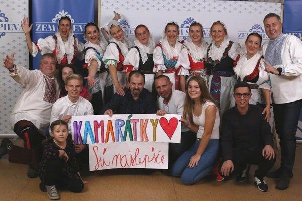 V hlavnom programe vystúpi aj Ženská spevácka skupina z Martina - Kamarátky.