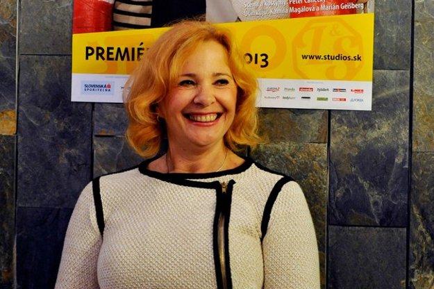 Kamila Magálová.