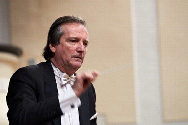 Šéfdirigent Oliver Dohnányi.