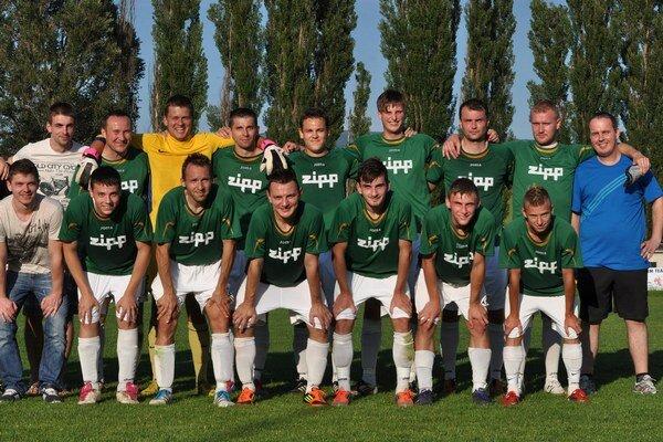 Futbalisti Rajca sa túžia pod novým trénerom dostať do prvej polovice tabuľky.