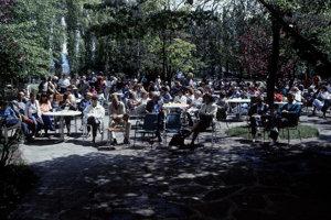 Najväčšie rozhodnutia CERN-u sa robia v kaviarni. Držitelia Nobelovej ceny sa v nej stretávajú s učiteľmi aj študentmi.