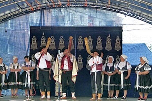 Podujatie už tradične otvorili trombitáši.