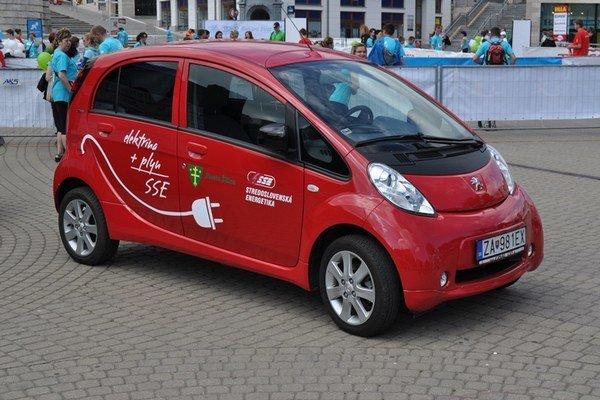 Mesto bude testovať elektromobil.