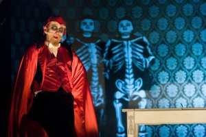 Predstavenie Divadla Drak Posledný trik Georgesa Mélièsa deti uchvátilo.