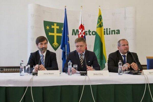 Z výjazdového rokovania v Žiline.