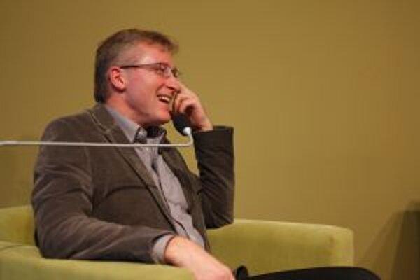 Marek Orko Vácha hovoril v Nadácii POLIS o viere aj o našom vzťahu k prírode.