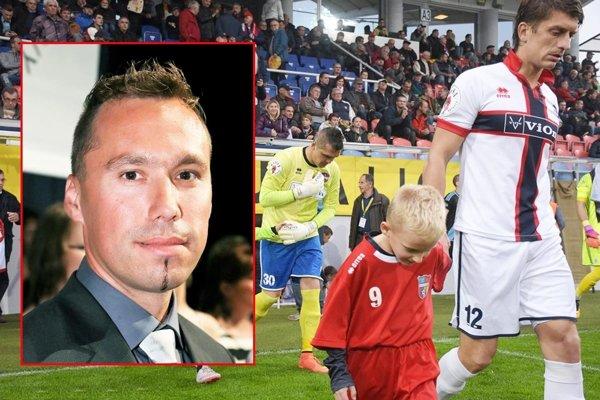 Juraj Koprda je nový športový riaditeľ prvoligového klubu FC ViOn.