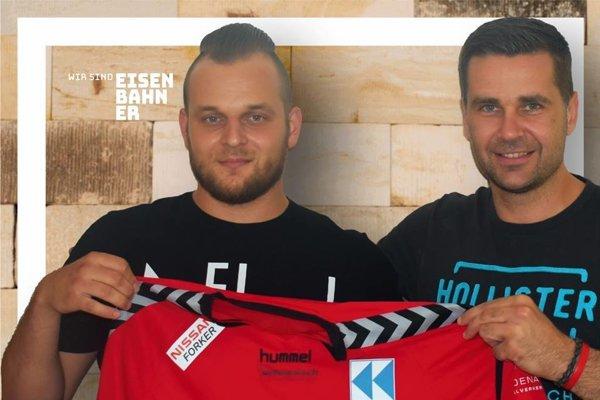 Martin Ďurček bude vo svojej kariére pokračovať v Nemecku.