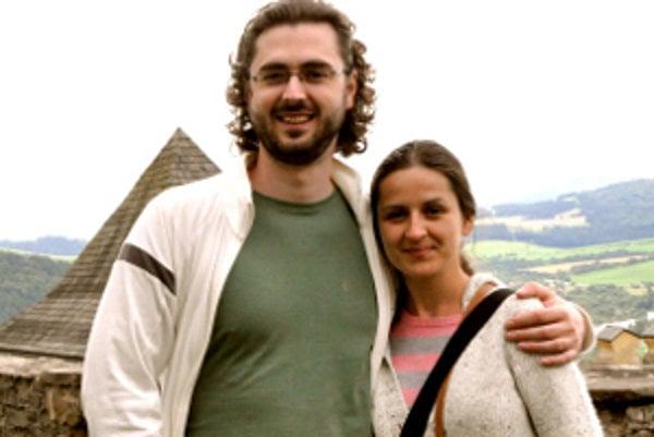 Ján Luterán a Mariana Ďurčeková.