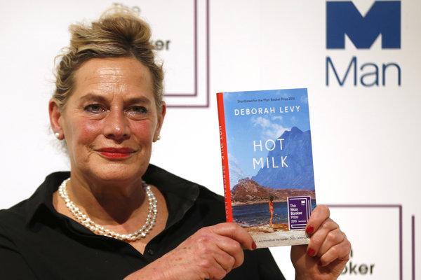 Spisovateľka Deborah Levy