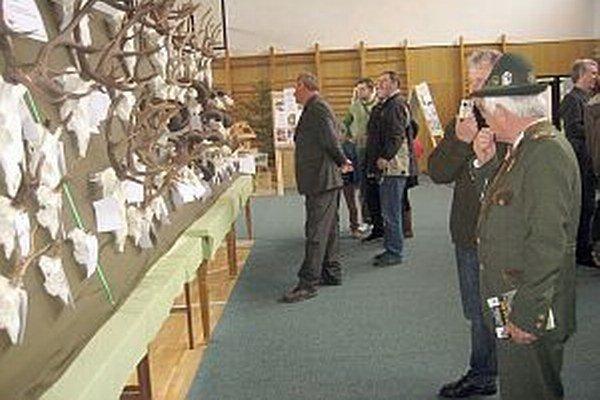 Expozíciu počas výstavy navštívilo stovky ľudí.