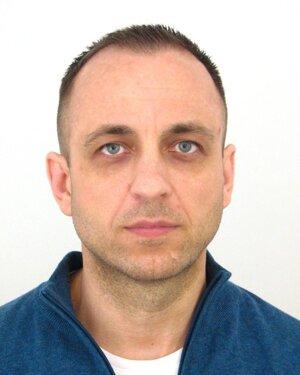 Hľadaný Martin Sádecký.