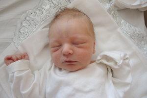 Mikuláš Bago (3590g, 50cm) sa narodil 1. júna Martine a Mikulášovi zo Skačian.