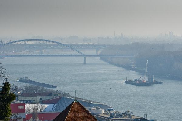 Dunaj (ilustračné foto).