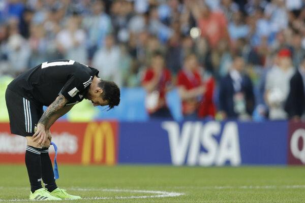 Lionel Messi nespasil Argentínu. Penaltu nepremenil.