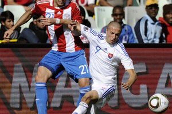 Zápas s Paraguajom bol pre Stanislava Šestáka, až na pár chvíľ s Talianskom, posledným vystúpením na MS.