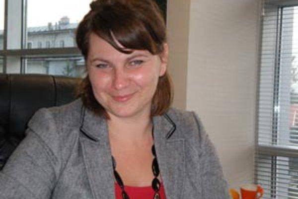 Zuzana Dolníková má dôvod na úsmev. Vedie druhý najlepší hotel Slovenska za minulý rok.