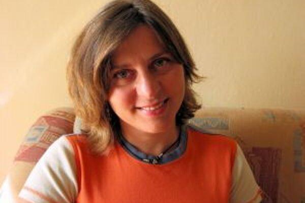 Lýdia Marošiová.