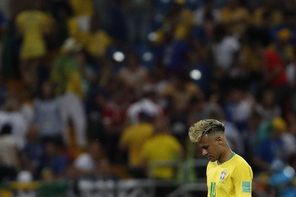 Brazília v úvodnom zápase MS remizovala so Švajčiarskom.