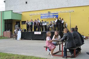 Prehliadka dychových hudieb mala v Predmieri svoj prvý ročník.