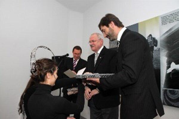 Krst v novembri 2010.