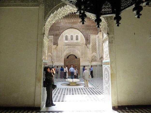 Fes, Maroko.
