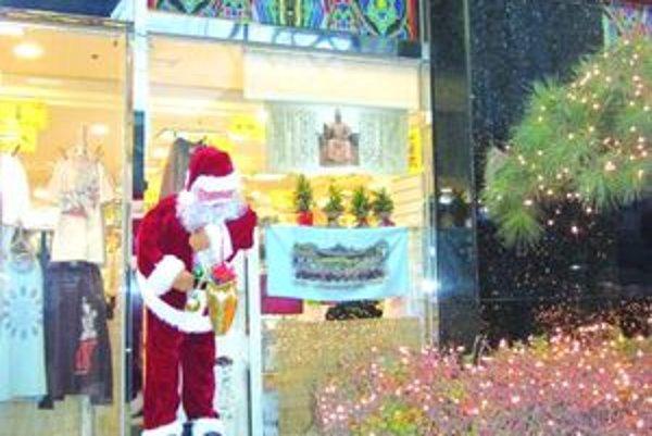 Vianoce v Kórei.