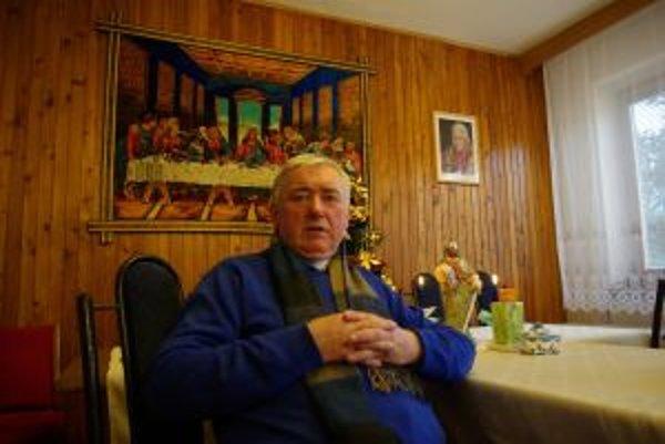 Zosnulý kňaz Pavol Šadlák - podľa čiteteľov www.zilina.sme.sk osobnosť žilinského regiónu 2010.