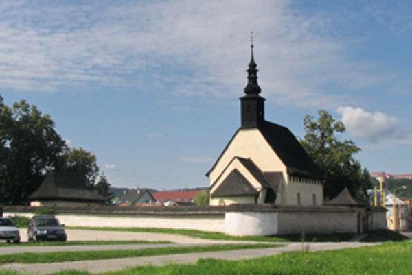 Kostol svätého Štefana Kráľa je pravdepodobne najstaršou stavbou na území mesta Žilina.